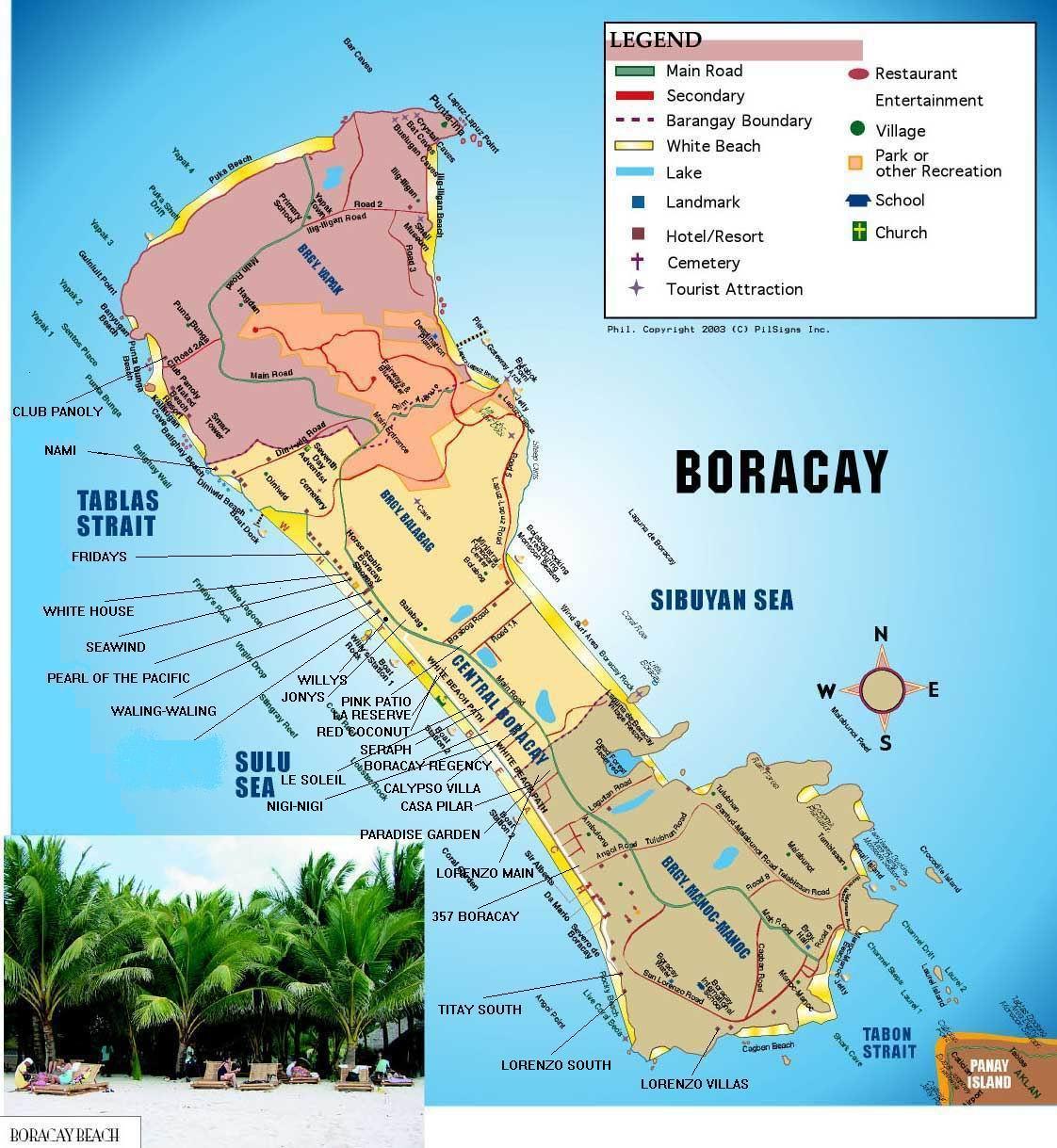Singapore to Boracay (Philippines) | SHOTSMADNESS