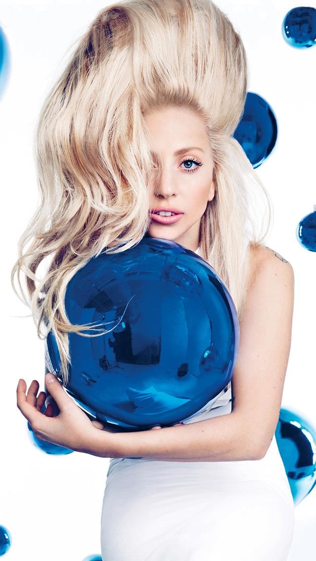 Lady Gaga Artpop iPhone Wallpapers