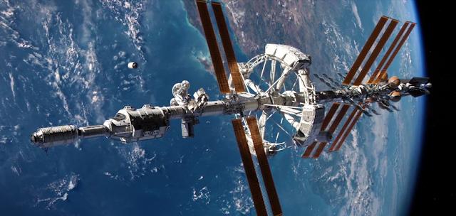 Staţia orbitală Hermes