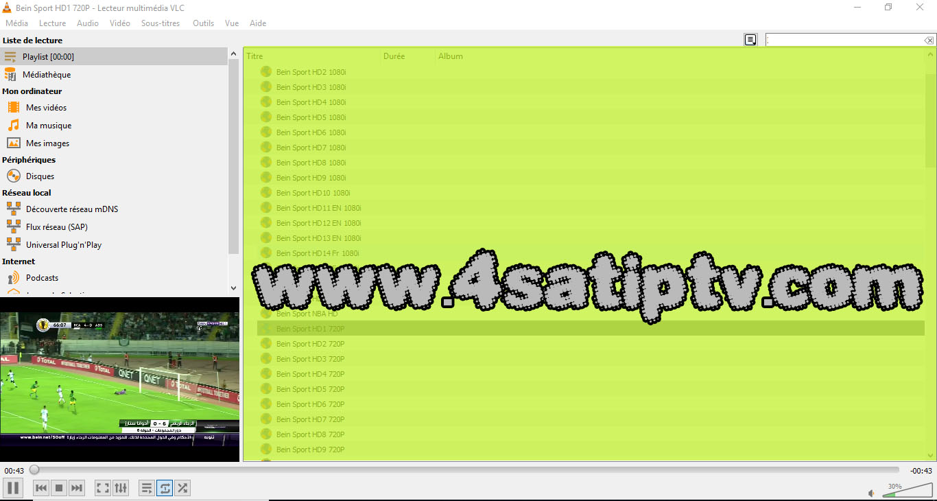 Premium VIP Sport IPTV Links | Sport TV Chaînes IPTV M3U 25