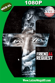 Friend Request (2016) Subtitulado HD WEB-DL 1080P - 2016