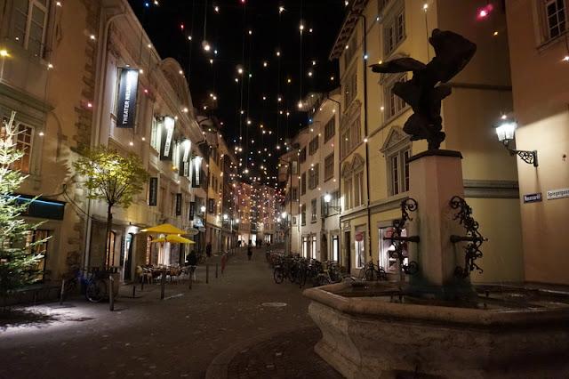 joulu jouluvalot tunnelmavalot kaupunki keskusta