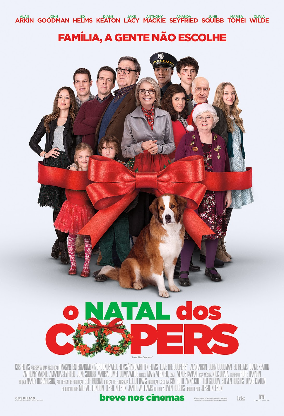 O Natal dos Coopers - HD 720p