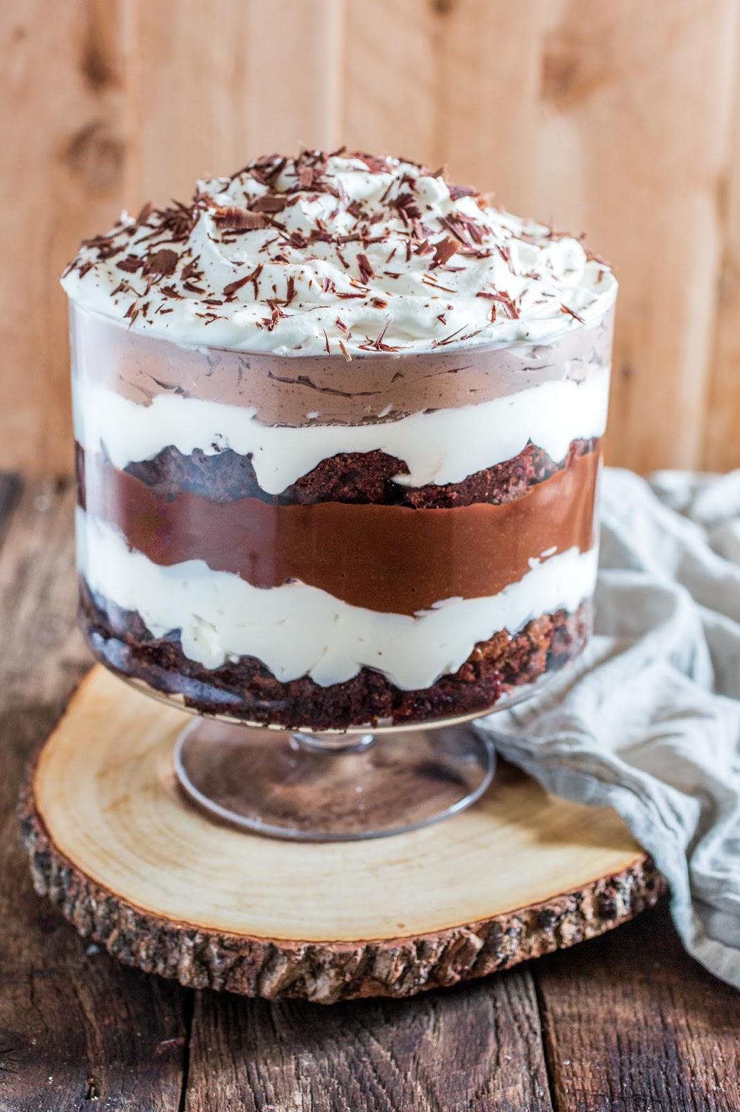 Brownie Trifle Recipe My Favorite Things