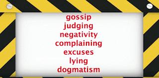 7 deadly sins of speaking