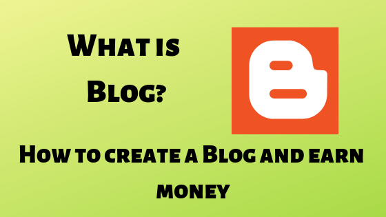 What is Blog? How To Create a Blog?How to increase viewers on Blog? - Tech Teacher Debashree
