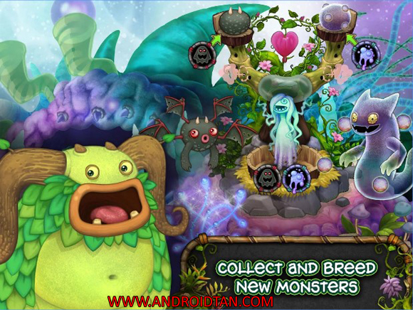 My Singing Monsters Mod Apk Money