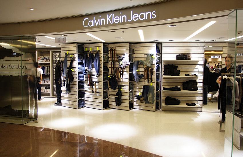 a405e09e63a46 Loja Calvin Klein em Orlando