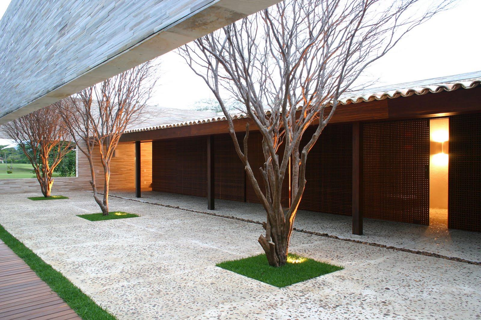Casa du plessis de mk27 revista arquitectura y dise o - Arquitectura de diseno ...