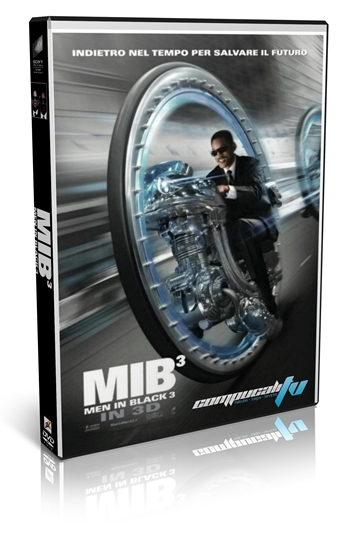 Men in Black 3 DVDR NTSC Full Español Latino 2012