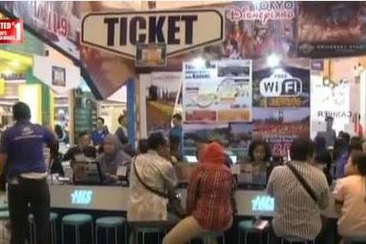 Pameran Wisata Garuda Indonesia Travel Fair / GATF 2016