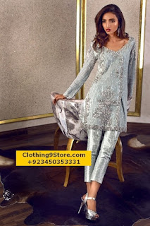 Rozina Munib Pakistani Wedding Dressess