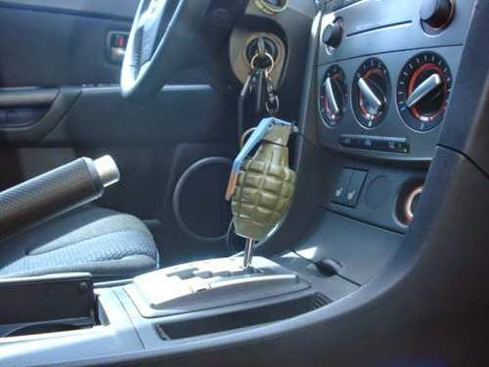 The Coolest Custom Shift Knobs On The Planet Damn Cool