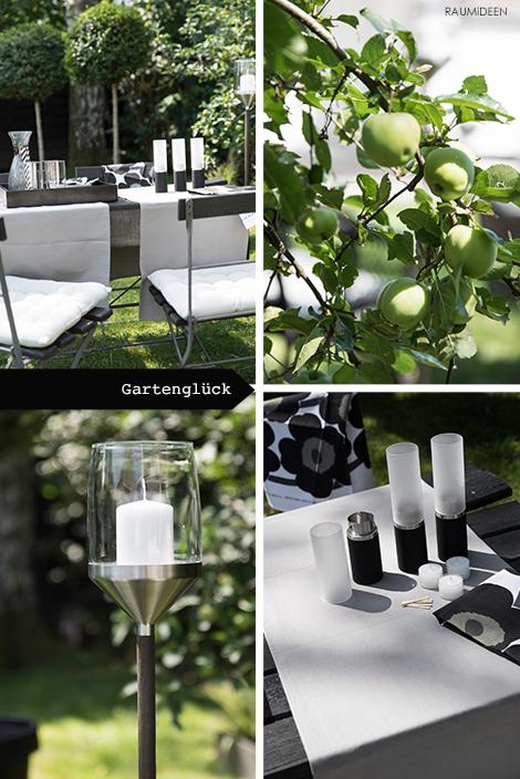 Windlichter für den Garten