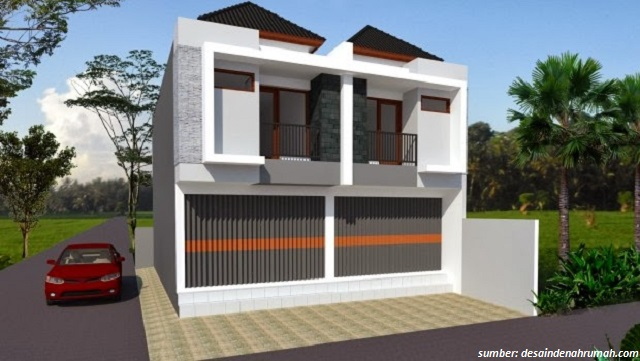 27 Contoh Desain Rumah Toko Minimalis, Cocok untuk Investasi