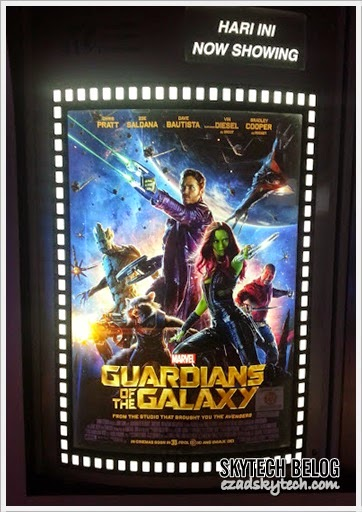 Film Review - Guardians Of The Galaxy