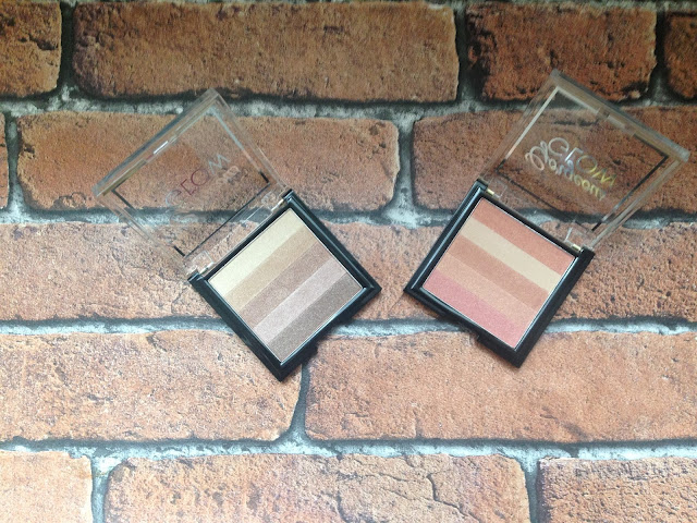 Blush and Bronzing block