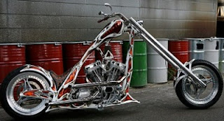 Modifikasi Motor Honda CB
