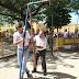 En Homún, Pablo Gamboa inicia estrategia de rescate de espacios públicos en municipios