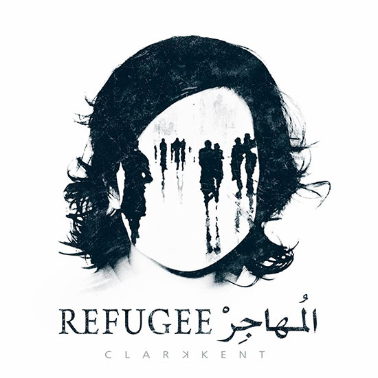 Clarkkent release lyric  video for 'Refugee'