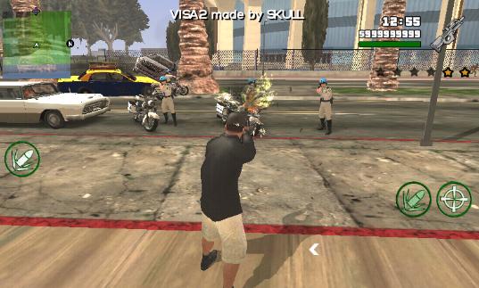 🐈 Download game gta lite mod indonesia apk data | Gta San Andreas