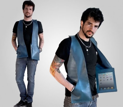 Creative iPad Clothing and Unusual iPad Compatible Clothing (10) 5