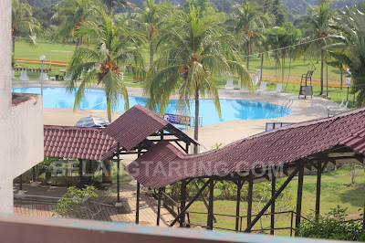 Kolam Mandi Hotel PD Golf & Country Resort