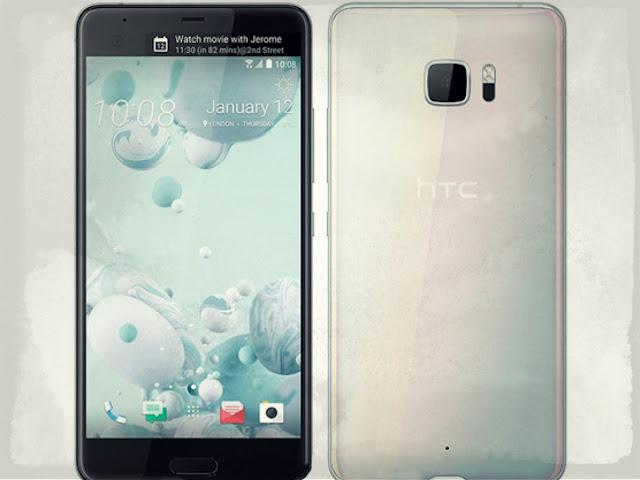 HTC U Ultra Mobile Phone Photo - 6