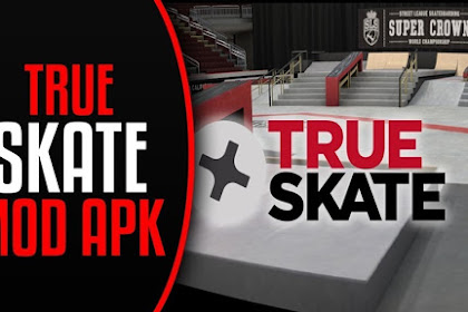 Free Download Game True Skate MOD Apk for Smartphone Tablet Android