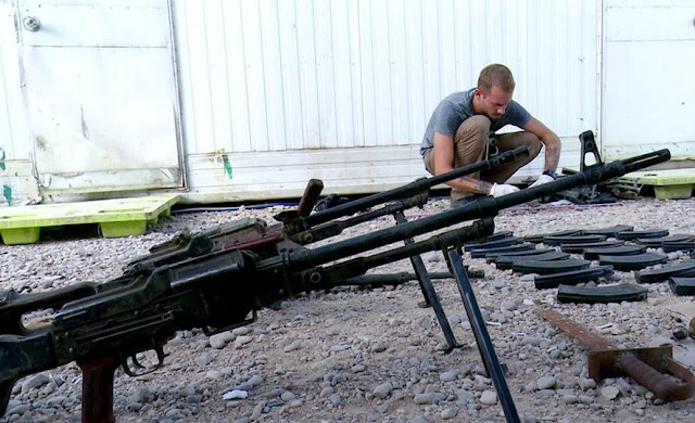 Made in Albania weapons used by ISIS