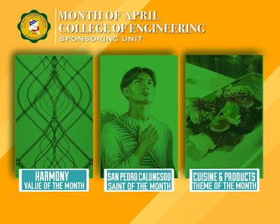 April 2019 Monthly Celebration