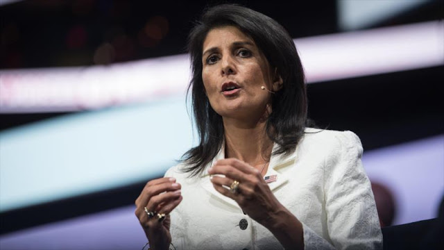 Embajadora de EEUU en ONU: sacar a Asad ya no es nuestra prioridad