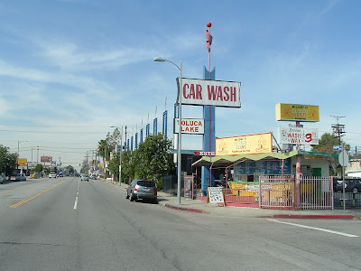 Car Wash Burbank Hollywood Way