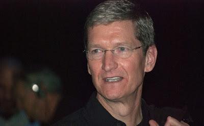 庫克給蘋果員工的一封信:感謝你們守護了公民自由