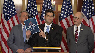 Pro-life House Speaker Paul Ryan Introduces American Health Care Act