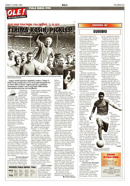 WORLD CUP 1966 ENGLAND FLASHBACK