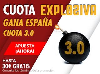suertia promocion Iran vs España 20 junio