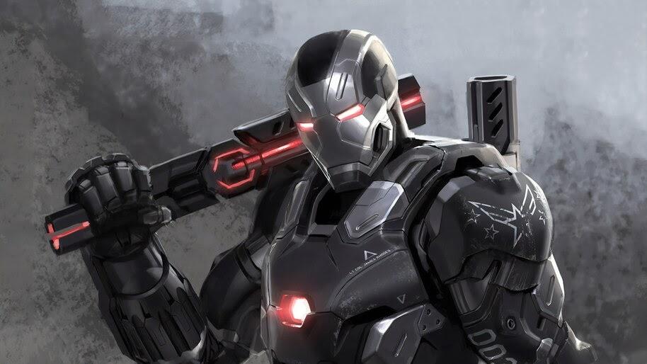 War Machine, Marvel, Superhero, 4K, #6.1183