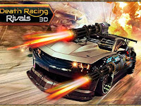 Death Racing Rivals 3D MOD APK v2.8 Unlimited Money Terbaru