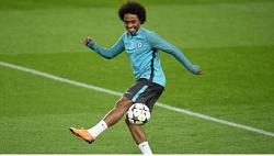 Willam - autor do gol contra o Barça