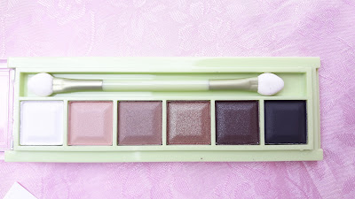 Pixi Mesmerizing Mineral Palette 0271 Mineral Contour  Price Php 650  Designed in the USA, Made in China