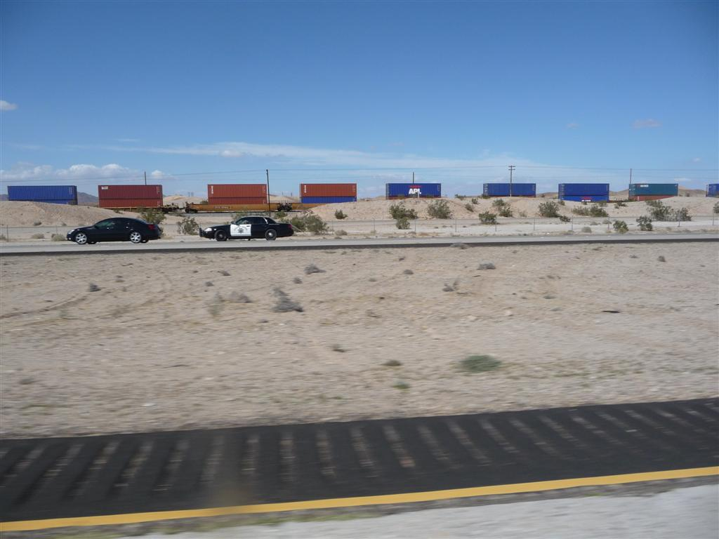 Skid And Sandy On The Road Yuma Arizona Slab City And