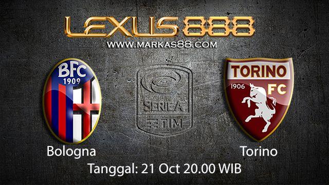 Prediksi Bola Jitu Bologna vs Torino 21 October 2018 ( Italian Serie A )