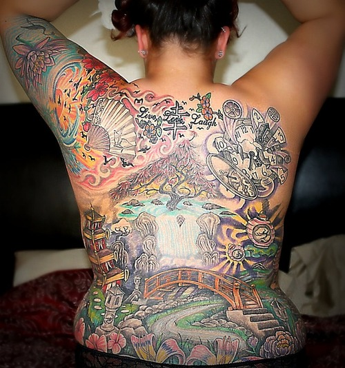 One Word Tattoos For Girls Pictures Gallery Best Popular
