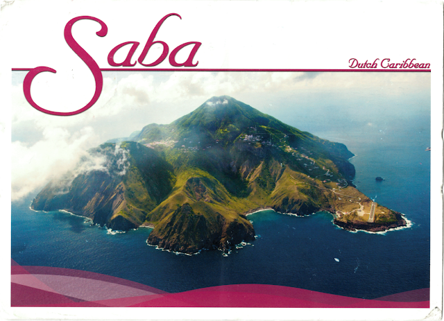Postcard from Saba