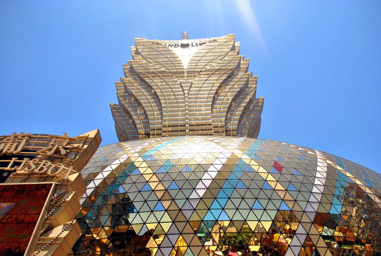 Grand Lisboa Hotel Macau