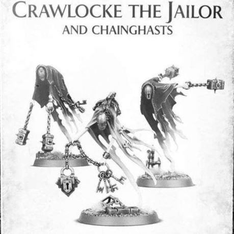 Crawlocke the Jailor and Chainghosts