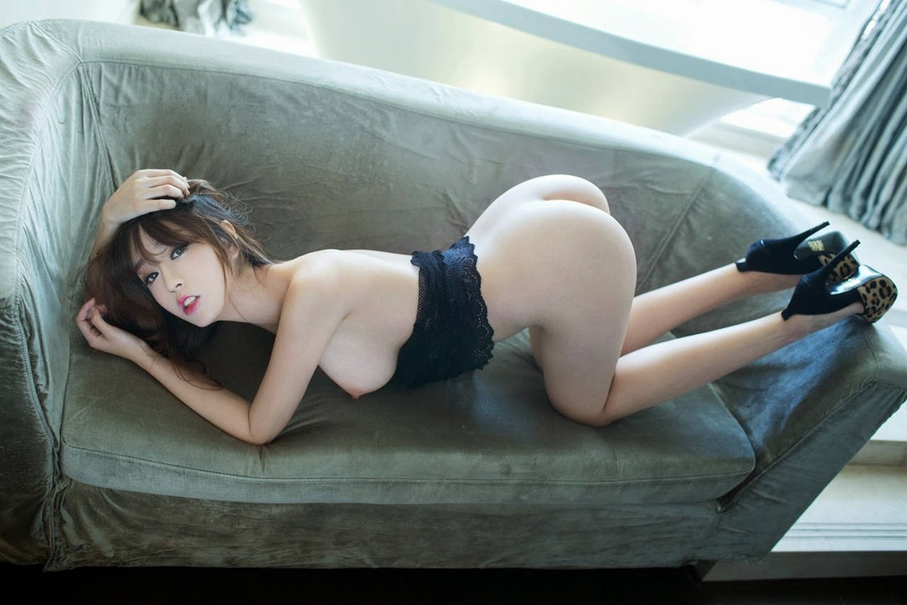 Foto Bugil Model China Body Seksi Mulus Bokong Semok -8528