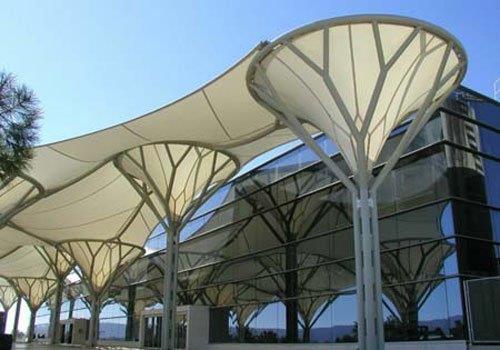 Desain Atap Tenda Membrane Desainrumahnya Com