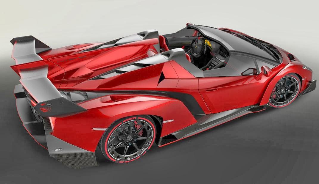 Lamborghini Veneno Roadster Motor Lovers